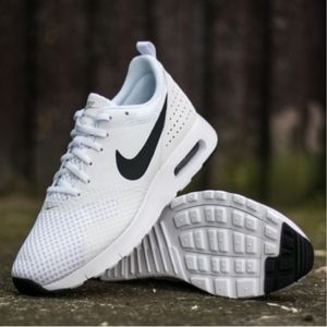 Nike Shoes - Nike AIR MAX TAVAS Women's Shoes - White size 9